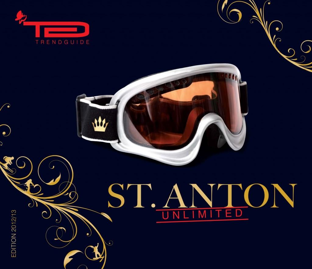 Titel des Trendguide St. Anton 2012/13